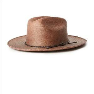 Brixton Vazquez Palm Cowboy Hat